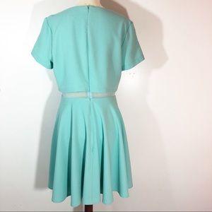 386d04e6a56e8 ASOS Dresses - ASOS Crepe Crop Skater Dress